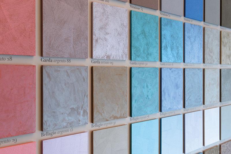 Vendita pitture decorative a rimini e pesaro decor rimini - Pitture decorative moderne ...