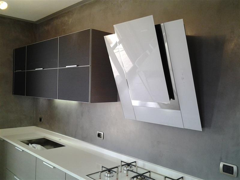Vendita smalti murali a rimini e pesaro decor rimini - Resina parete cucina ...